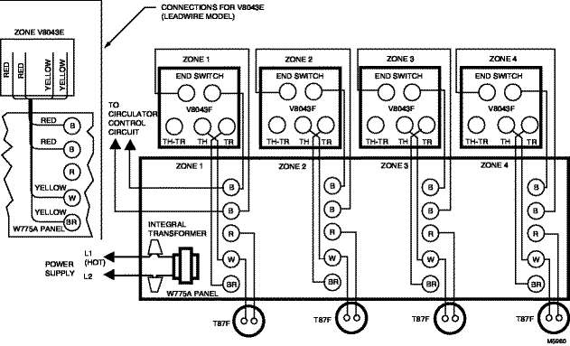 Honeywell Zone Valve Wiring Diagram together with Wiring Diagram Intek Engine besides Honeywell V8043e Wiring Diagram besides Honeywell 2 Port Zone Valve Wiring Diagram furthermore Honeywell Ra832a Relay Wiring Diagram. on honeywell v8043e1012 wiring diagram
