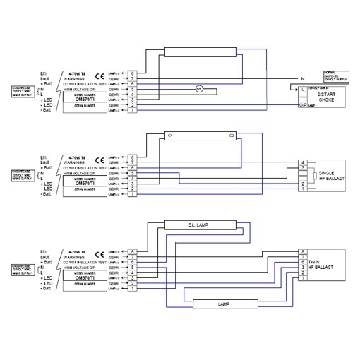 hot fluorescent emergency ballast wiring diagram fluorescent in emergency fluorescent light wiring diagram?resize\=500%2C500\&ssl\=1 t5 ballast wiring diagram & universal b232pus50pla wiring diagrams t5 light fixtures wiring diagram at readyjetset.co