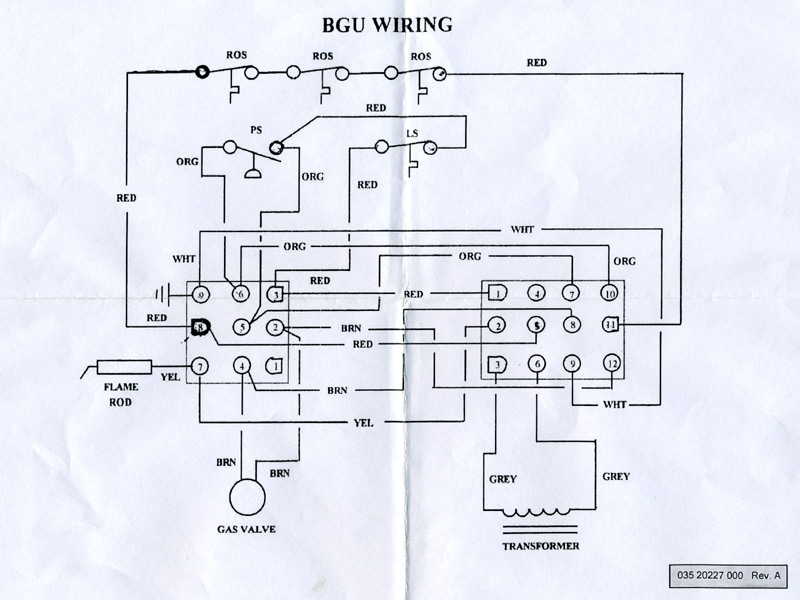 how to install and wire the honeywell l4064b combination furnace intended for honeywell fan limit switch wiring diagram?resize\=665%2C499\&ssl\=1 cnc limit switch wiring diagram comm wiring diagram for control honeywell fan limit switch wiring diagram at bayanpartner.co