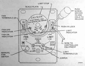 Honeywell Fan Limit Switch Wiring Diagram | Fuse Box And