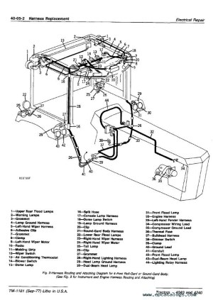 JOHN DEERE 4240 WIRING DIAGRAM  Auto Electrical Wiring Diagram