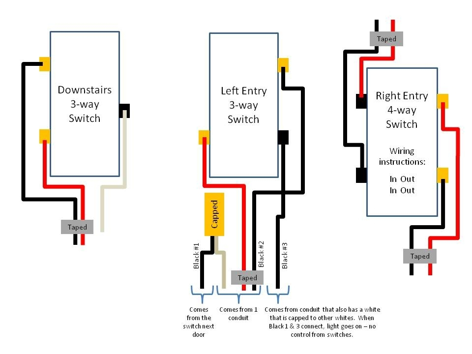 3 Way Switch Wiring A Dimmer Switch