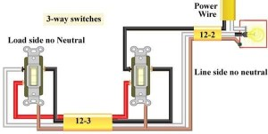 Leviton 3 Way Switch Wiring Diagram | Fuse Box And Wiring