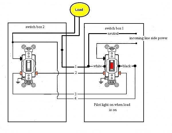 Wiring Diagram Leviton 3 Way Switch Are – Leviton Toggle Switch Wiring Diagram