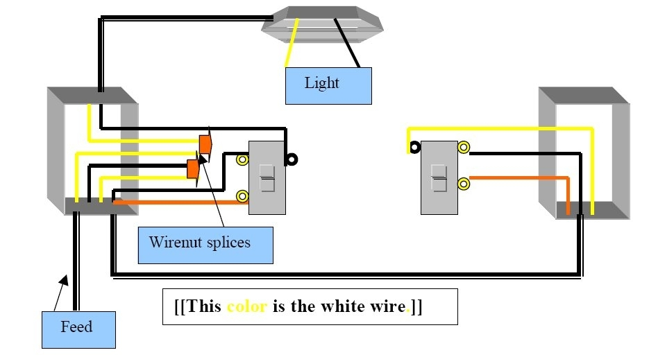 Spdt Switch Wiring Diagram : Spdt slide switch wiring diagram