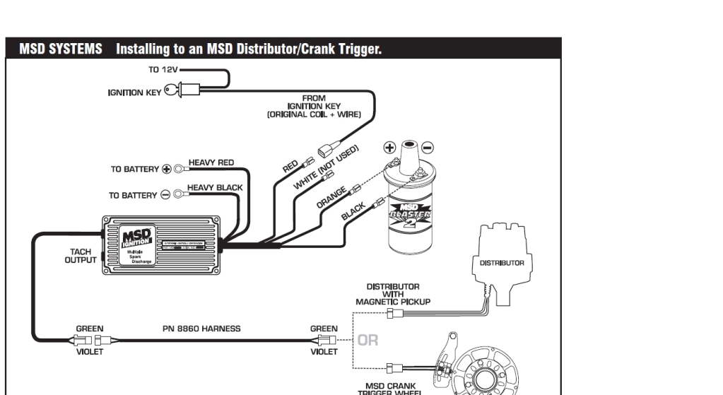 integra distributor wiring diagram