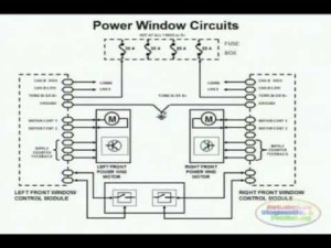 2004 Mitsubishi Endeavor Power Window Wiring Diagram