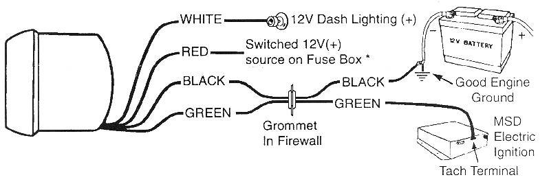 Stewart warner 12v flasher wiring diagrams stewart warner oil on sunpro tach wiring diagram Tran AM Tach Wiring Diagram Sun Tune Tach Wiring Diagram