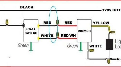 dimming wire diagram   20 wiring diagram images