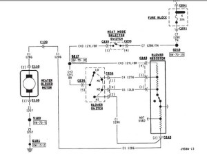 Blower Motor Wiring Diagram | Fuse Box And Wiring Diagram