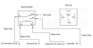 12V Relay Switch Wiring Diagram | Fuse Box And Wiring Diagram