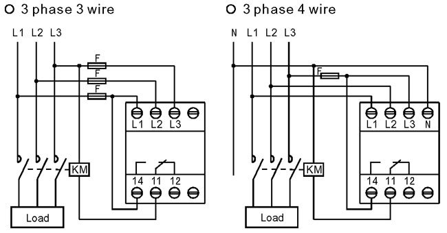 Phase wiring a receptacle diagram images