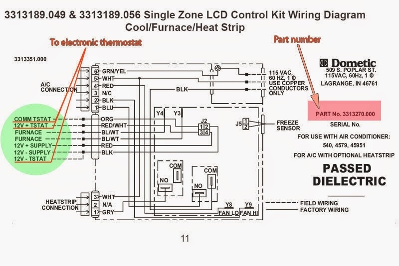 wiring diagram for duo therm rv thermostat readingrat for dometic rv thermostat wiring diagram?resize\=665%2C444\&ssl\=1 dometic 57915 751 wiring diagram dometic air conditioner  at couponss.co