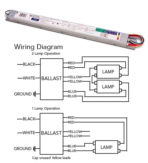 Multiple Fluorescent Light Wiring Diagram On Multiple Download ...