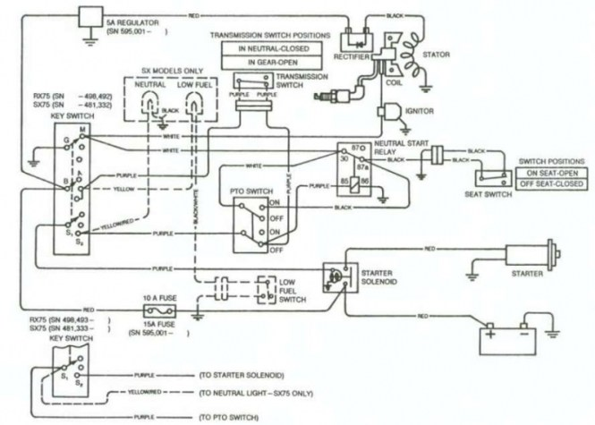 Diagrams John Deere D110 Wiring Diagram Exciting John Deere – John Deere L100 Wiring Schematics