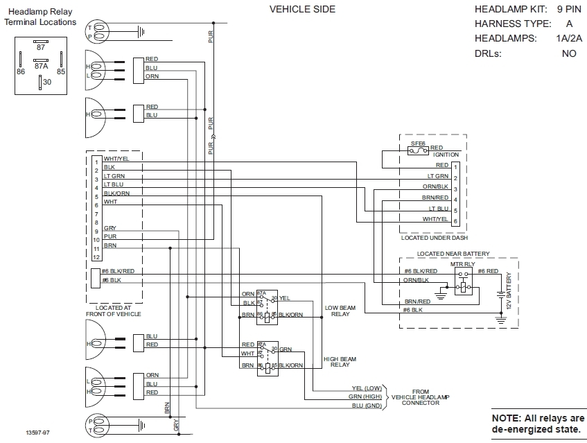 Fantastic Awesome Detail Boss Snow Plow Wiring Diagram Free .
