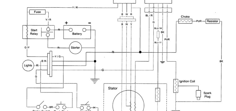 Kandi 250st Quad Wiring Diagram - All Diagram Schematics