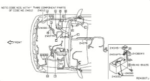 2007 Infiniti Qx56 Electrical Wiring Diagram | Fuse Box