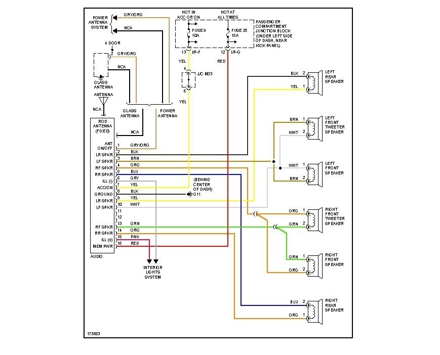 1996 isuzu trooper fuse box diagram   35 wiring diagram
