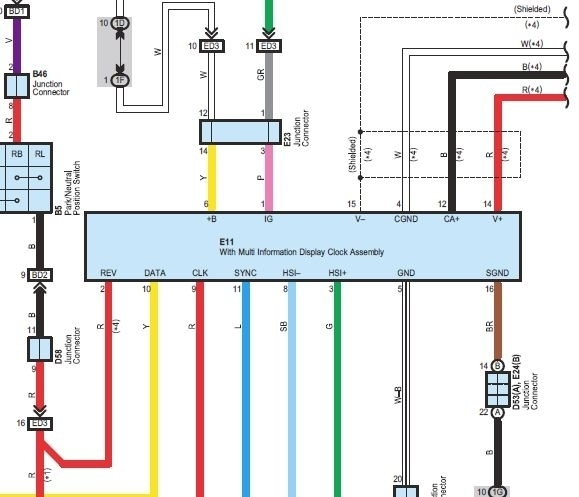 Toyota Venza Wiring Schematic Download Wirning Diagrams
