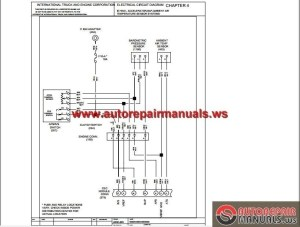 International 9200i Fuse Box  Wiring Diagram Pictures