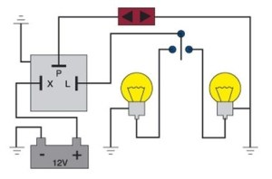 3 Pin Flasher Relay Wiring Diagram | Fuse Box And Wiring