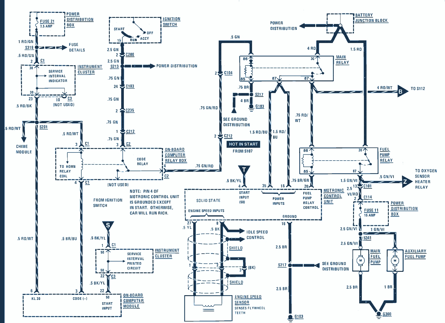 Bmw Motorcycle R1150rt Wiring Diagrams | Wiring Library