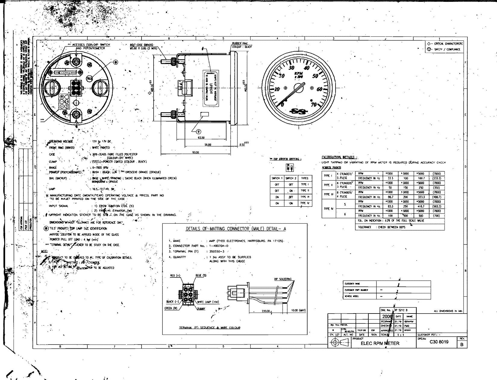 Diagram  Faria Boat Gauges Wiring Diagrams Free Picture Diagram Full Version Hd Quality Picture