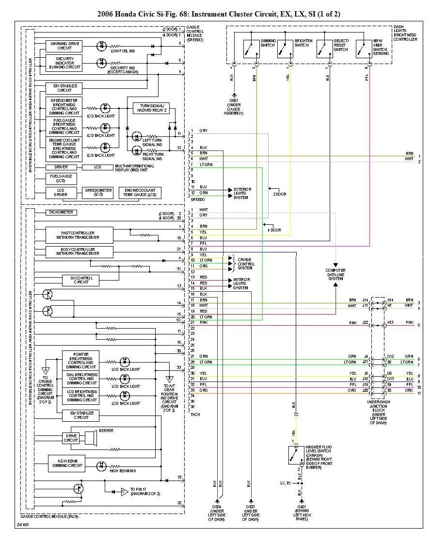 1994 Dodge Dakota Ignition Wiring Diagram