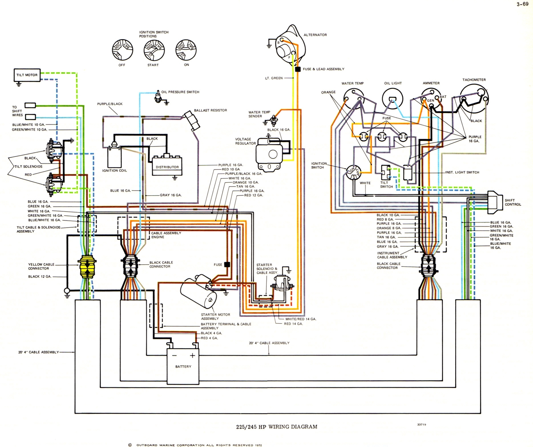 outstanding mercruiser boat gauge wiring diagram ideas best on Boat Wiring Diagram for Dashboard Wiring Boat Lights for cute teleflex marine gauges wiring diagram photos electrical
