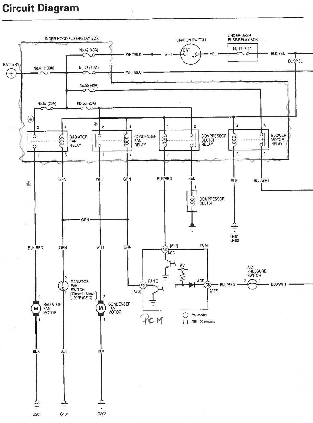 daewoo wiring diagram wiring diagram shrutiradio honda crv fuse box  location honda free wiring diagrams for 96 honda accord air conditioner  wiring