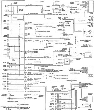 93 Toyota 4Runner Wiring Diagram | Fuse Box And Wiring Diagram