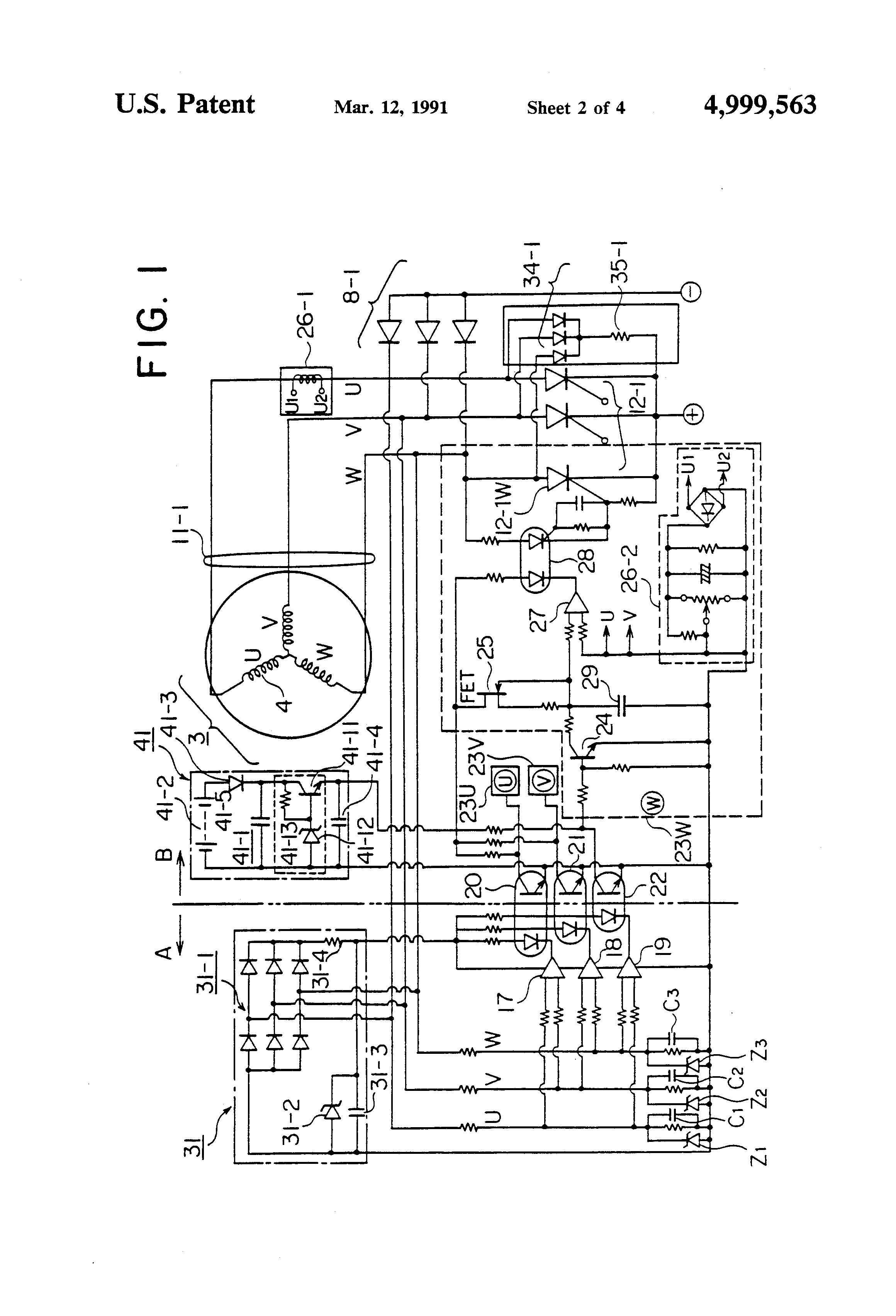 John Deere 4440 Air Conditioning Wiring Diagram 47 X300 Harness Patent Us4999563 Separately Power Feeding Welding Generator Pertaining To Ac Electrical Diagrams Generatorresize