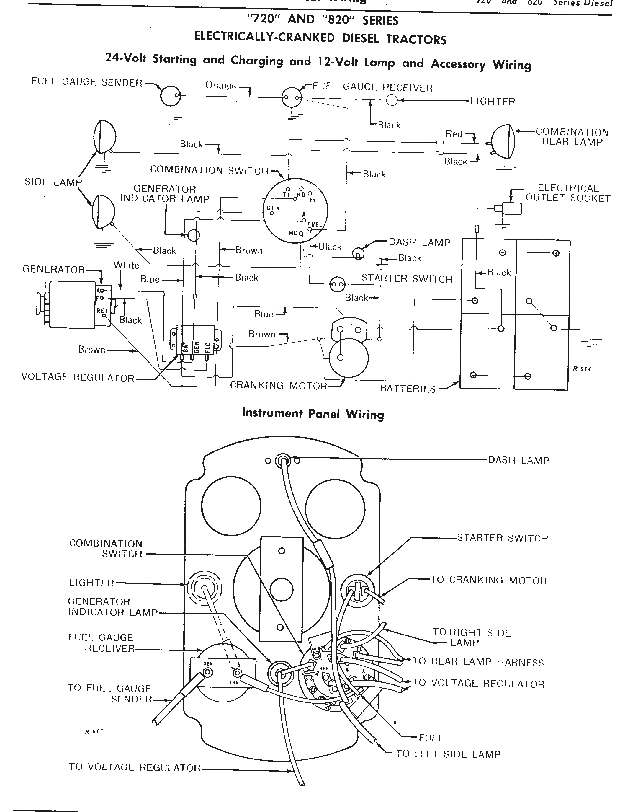 Pretty Farmall M 12v Wiring Diagram Gallery - Electrical and Wiring ...