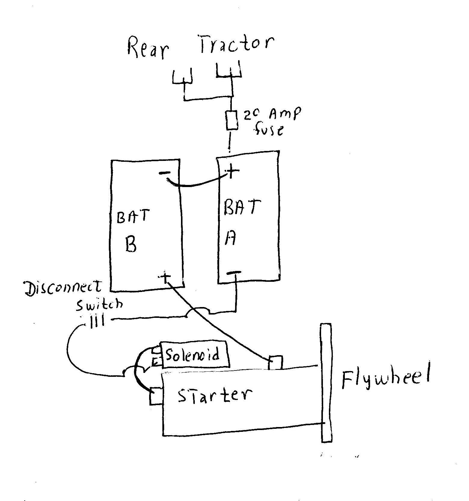 Ford 9n Wiring Diagram Electrical