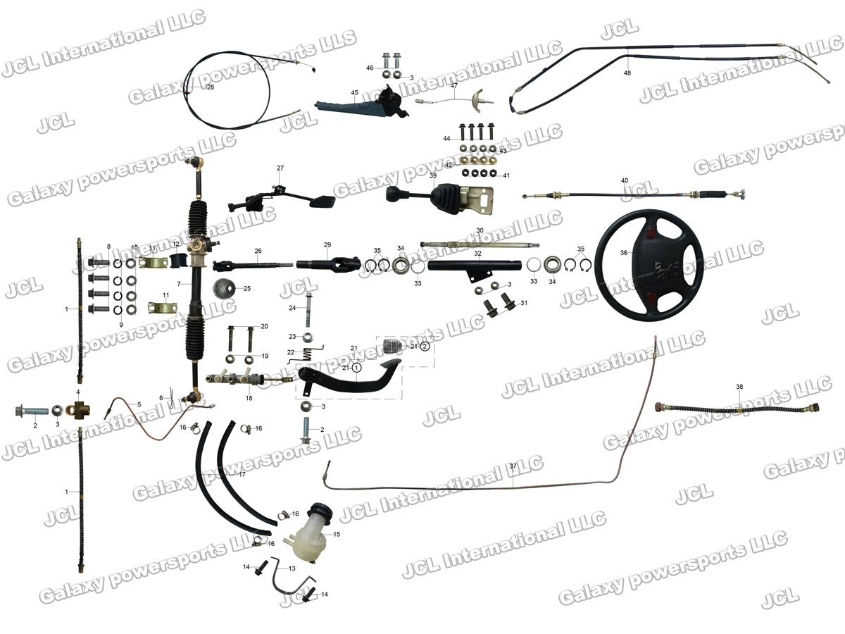 John Deere 6 Volt Positive Ground Wiring Diagram