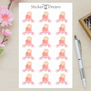 Sticker Dream - Pequena Princesa