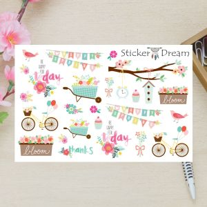 Sticker Dream - Super Spring