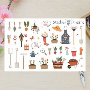 Sticker Dream - Super Hello Spring