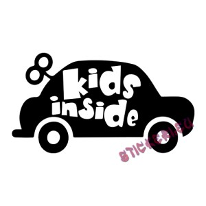 Стикер Kids Inside