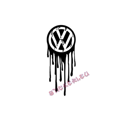 Стикер VW - 1 - Stickeri.eu