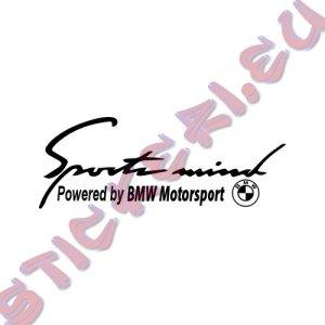 Sports Mind BMW Motorsport