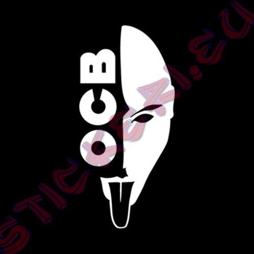 Стикер за кола OCB Black