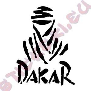 Стикер Off Road Dakar