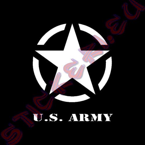 Стикер US Army 2