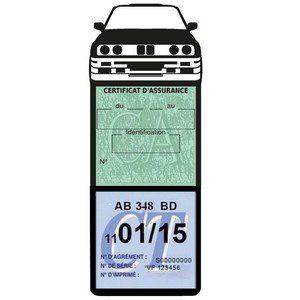 Porte étui assurance méga M3 e30 BMW