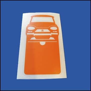 Etui assurance voiture Citroën Ami8