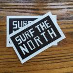 Surf Ontario Stickers