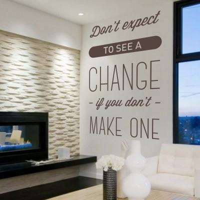 adesivi murali con scritte per le pareti della tua cucina. I Migliori Wall Stickers Con Frasi Famose Stickers Murali