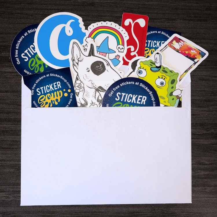 StickerSoup Pack Option 2